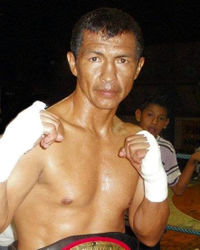 Benjamin Robles Murry boxer