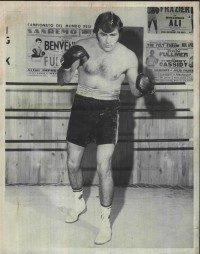 Tony Doyle boxer
