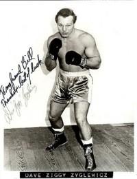 Dave Zyglewicz boxer