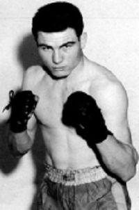 Garth Panter boxer