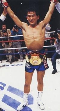 Takuya Muguruma boxer