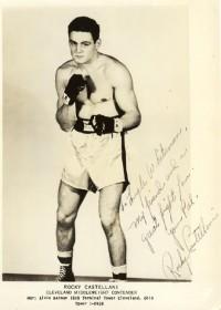 Rocky Castellani boxer