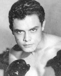 Mauro Vazquez boxer