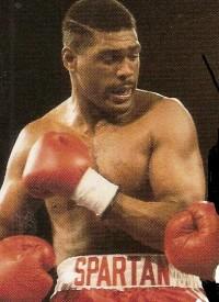 Mike Hunter boxer
