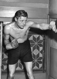Jan de Bruin boxer