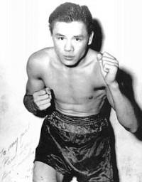 David Kui Kong Young boxer