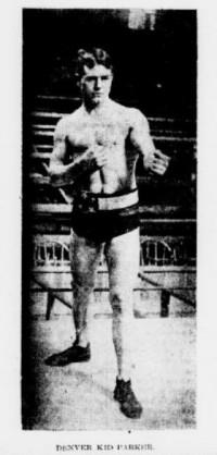 Kid Parker boxer