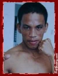 Federico Catubay boxer