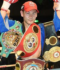 Katsunari Takayama boxer