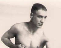 Jim Learoyd boxer