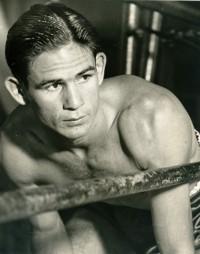 Jack Larrimore boxer