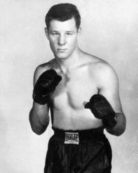 Sonny Horne boxer