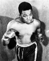 Gene Hairston boxer