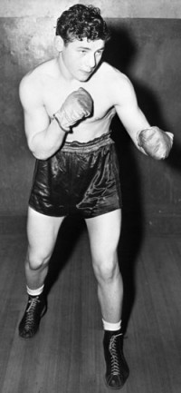 Tony Janiro boxer