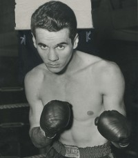 Bobby Dykes boxer