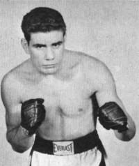 Rafael Merentino boxer