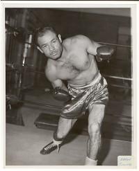Ramon Fuentes boxer