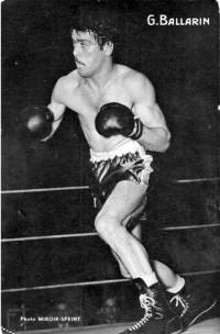 Germinal Ballarin boxer