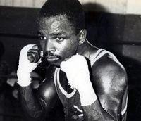 Ruben Valdes boxer
