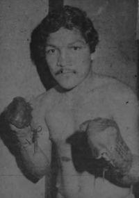 Raul Silva boxer