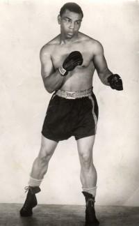 Cecil Hudson boxer