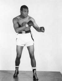 Chuck Hunter boxer