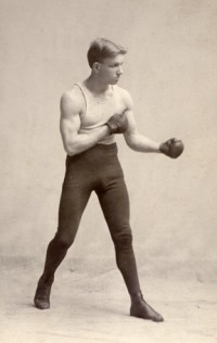Terry Martin boxer