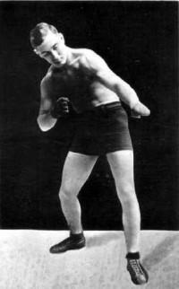 Joe Borrell boxer