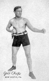 George Chip boxer