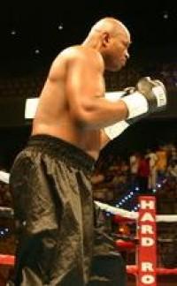 Ronald Bellamy boxer