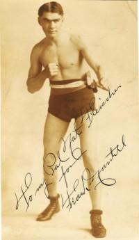 Frank Mantell boxer