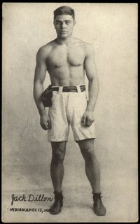 Jack Dillon boxer