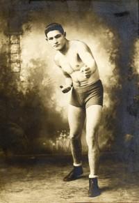 Soldier Bartfield boxer