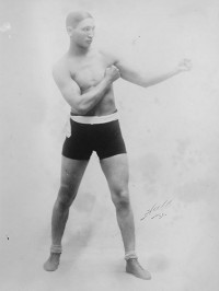 George Ashe boxer