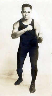 Augie Ratner boxer