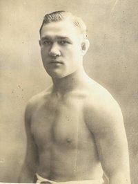 Frank Klaus boxer