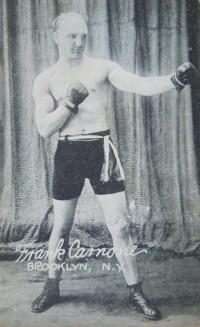 Frank Carbone boxer