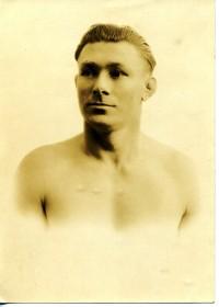 Bartley Madden boxer