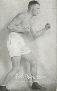 Ted Jamieson boxer