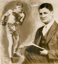 Pal Reed boxer
