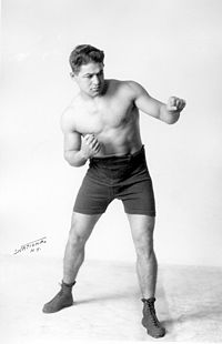 Jimmy Darcy boxer