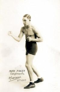 Monk Fowler boxer