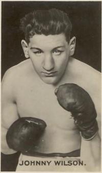 Johnny Wilson boxer