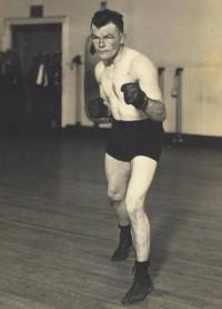 Bryan Downey boxer