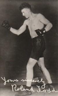 Roland Todd boxer