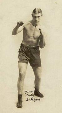 Art Weigand boxer