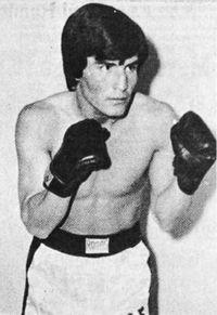 Arturo Sanchez boxer