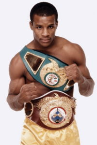Michael Moorer boxer