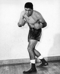 Stan Harrington boxer