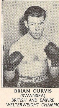 Brian Curvis boxer